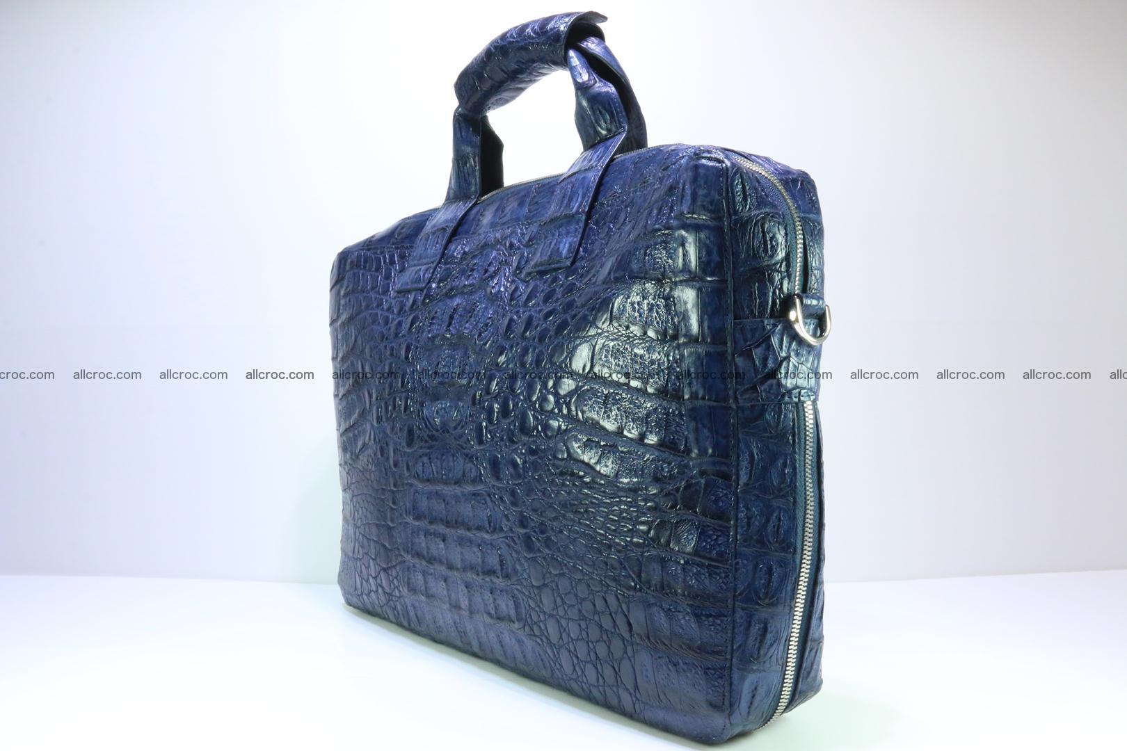 Crocodile skin handbag 423 Foto 2