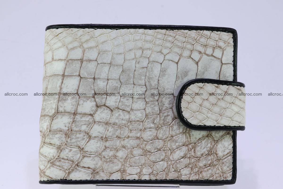 Crocodile skin wallet 226 Foto 0