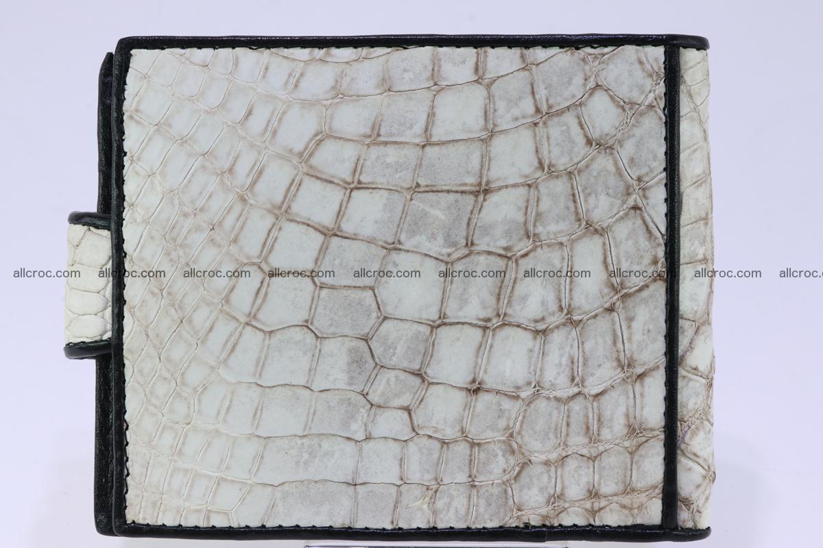 Crocodile skin wallet 226 Foto 1