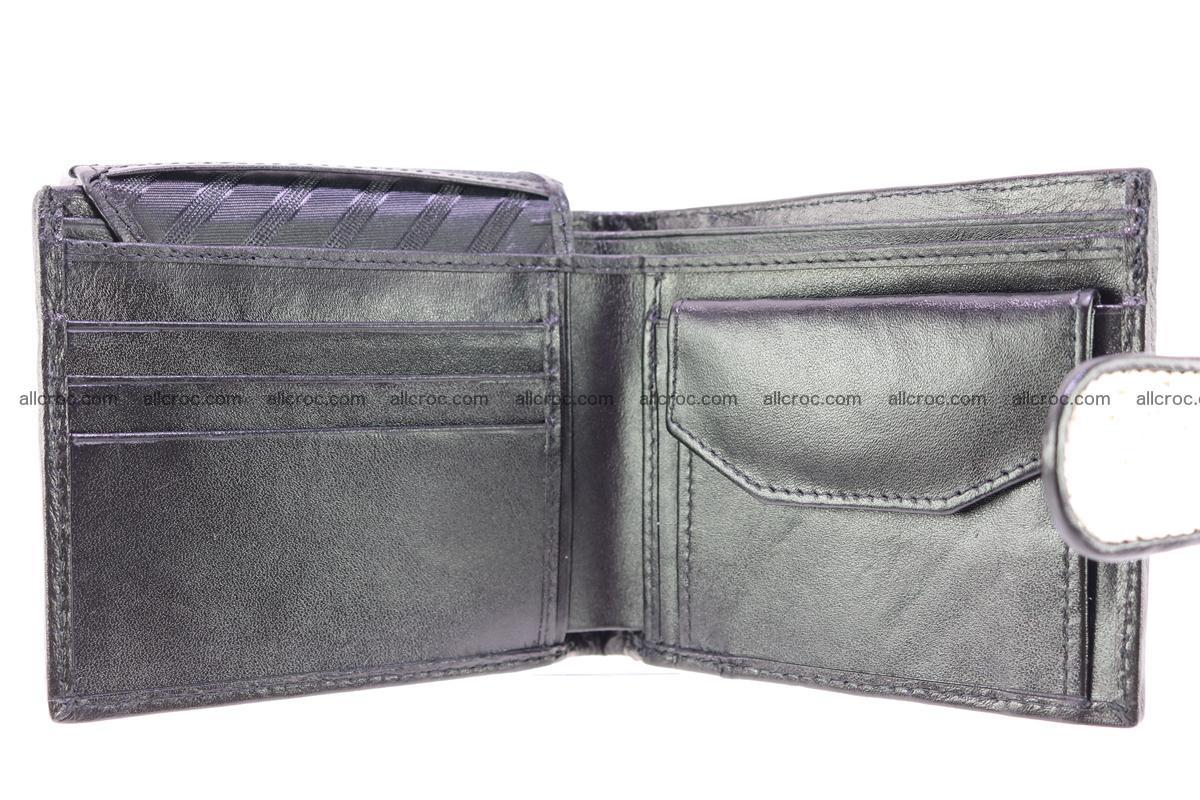Crocodile skin wallet 226 Foto 6