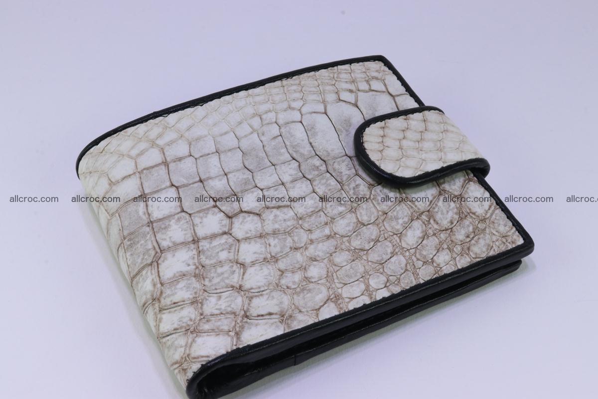 Crocodile skin wallet 226 Foto 3