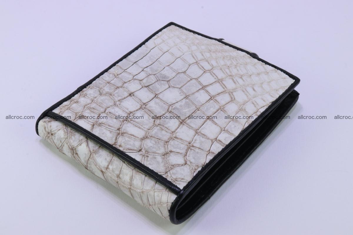Crocodile skin wallet 226 Foto 4