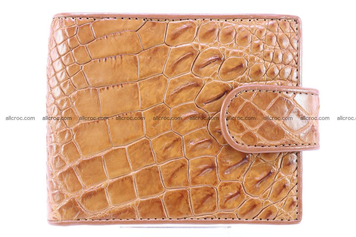 Crocodile skin wallet 227 Foto 0