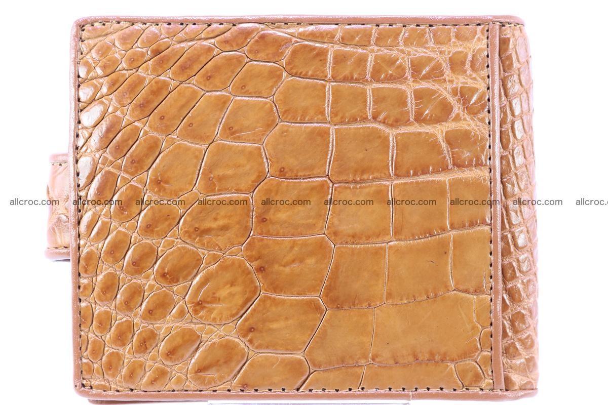 Crocodile skin wallet 227 Foto 1