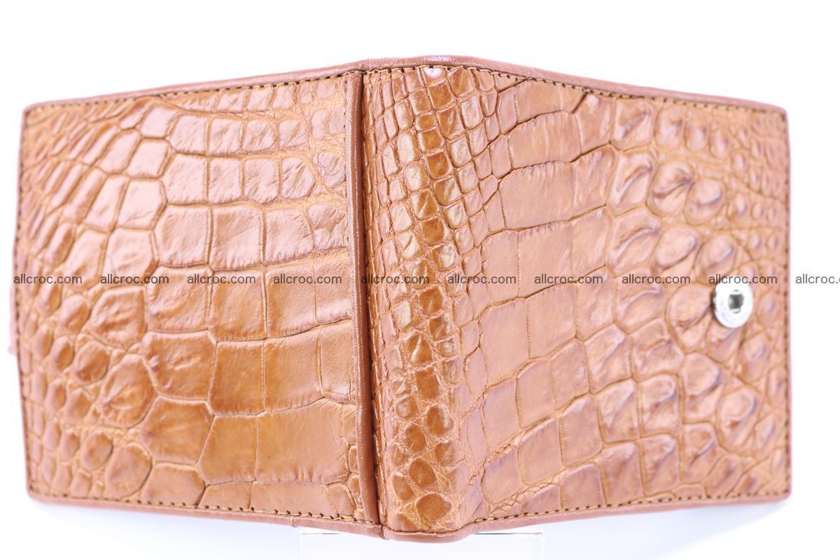 Crocodile skin wallet 227 Foto 5