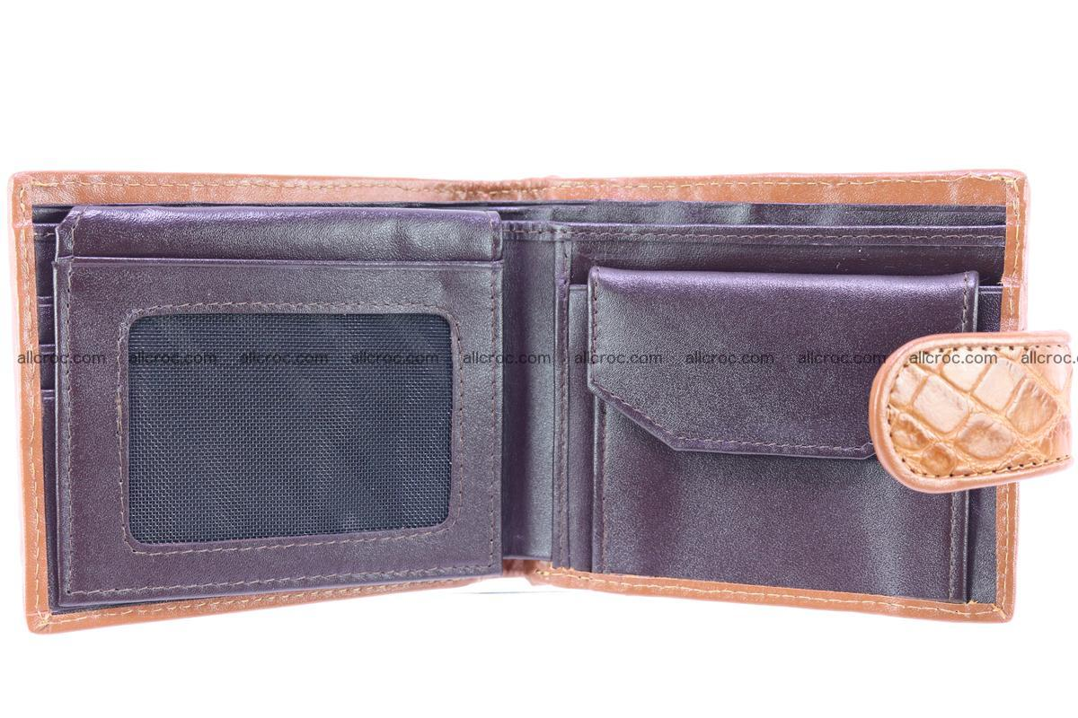 Crocodile skin wallet 227 Foto 6