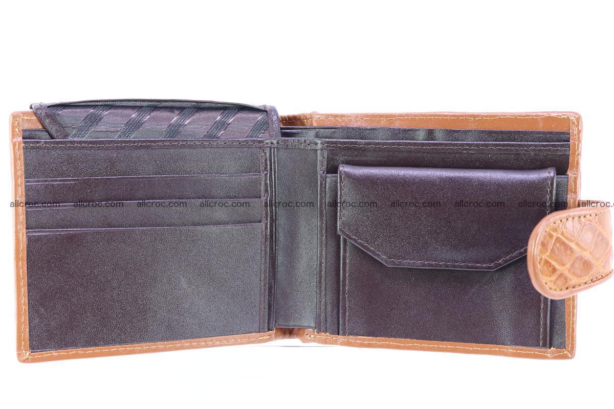 Crocodile skin wallet 227 Foto 7