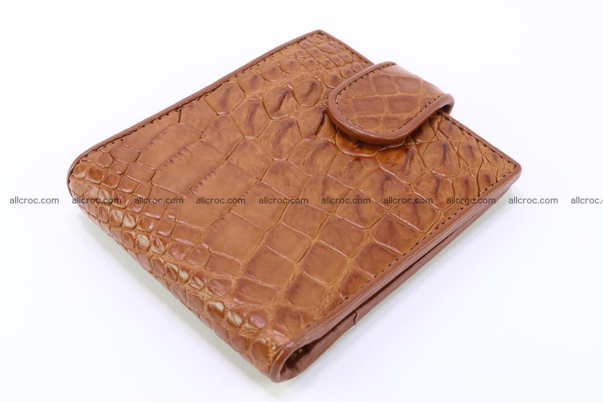 Crocodile skin wallet 227 Foto 2