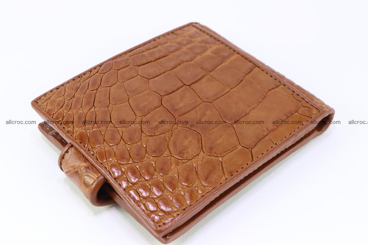 Crocodile skin wallet 227 Foto 3