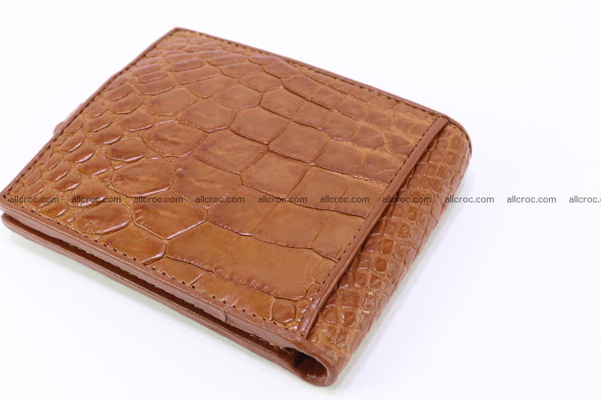 Crocodile skin wallet 227 Foto 4