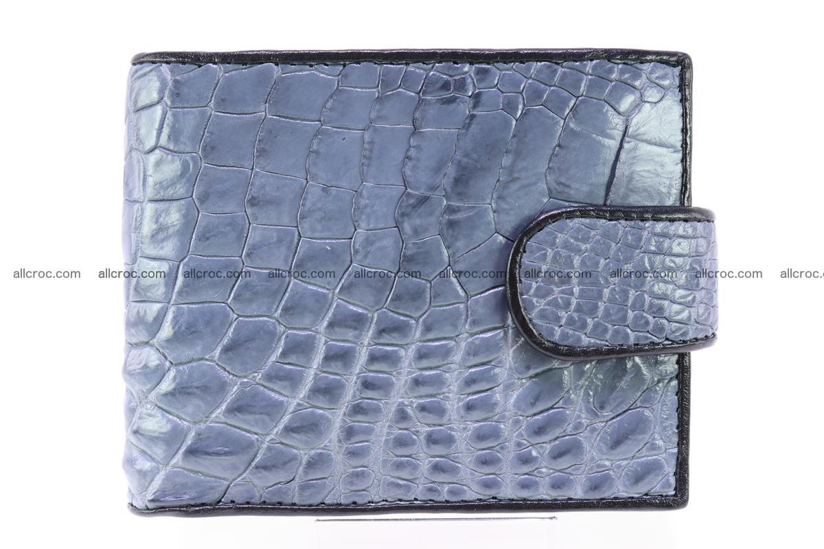 Crocodile skin wallet 228 Foto 0
