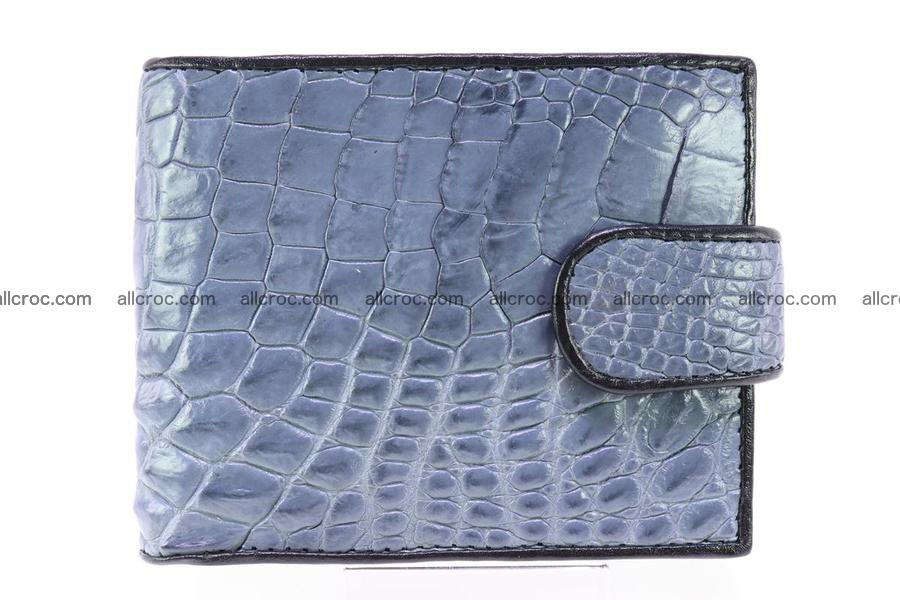 Crocodile skin wallet 228