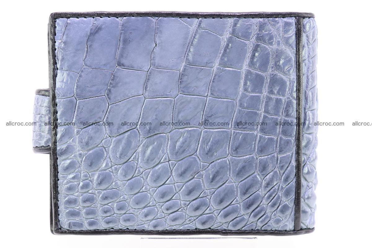 Crocodile skin wallet 228 Foto 1