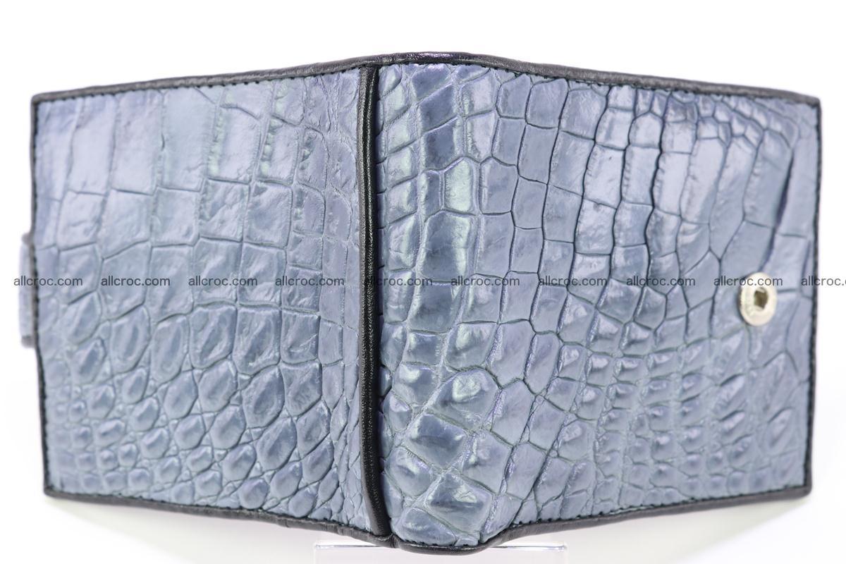 Crocodile skin wallet 228 Foto 2