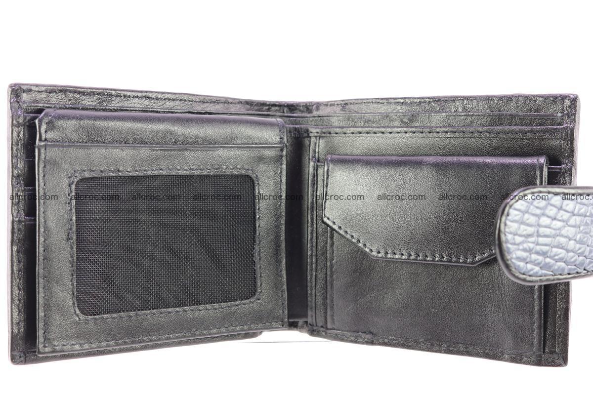 Crocodile skin wallet 228 Foto 5