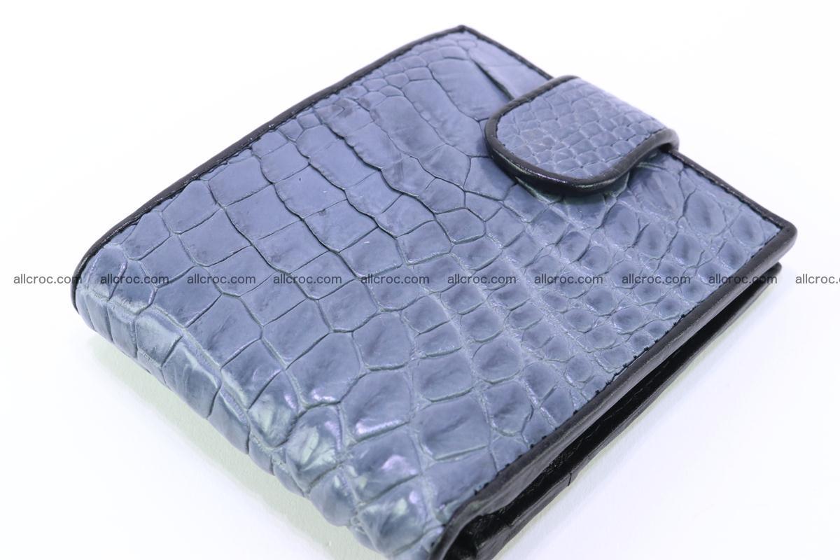 Crocodile skin wallet 228 Foto 3