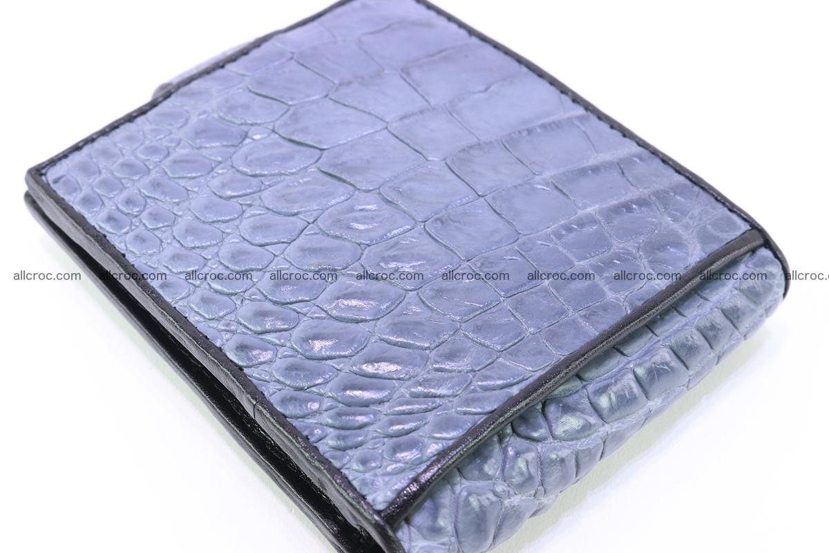 Crocodile skin wallet 228 Foto 4
