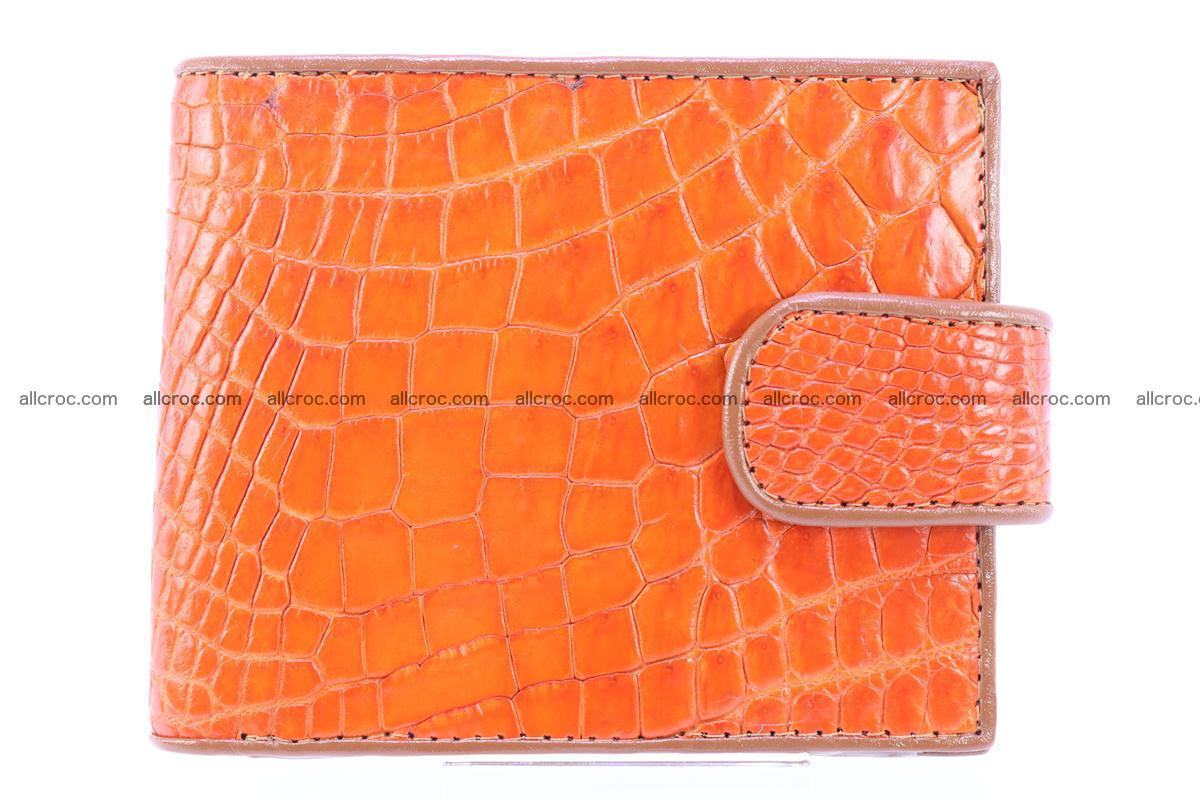 Crocodile skin wallet 229 Foto 0