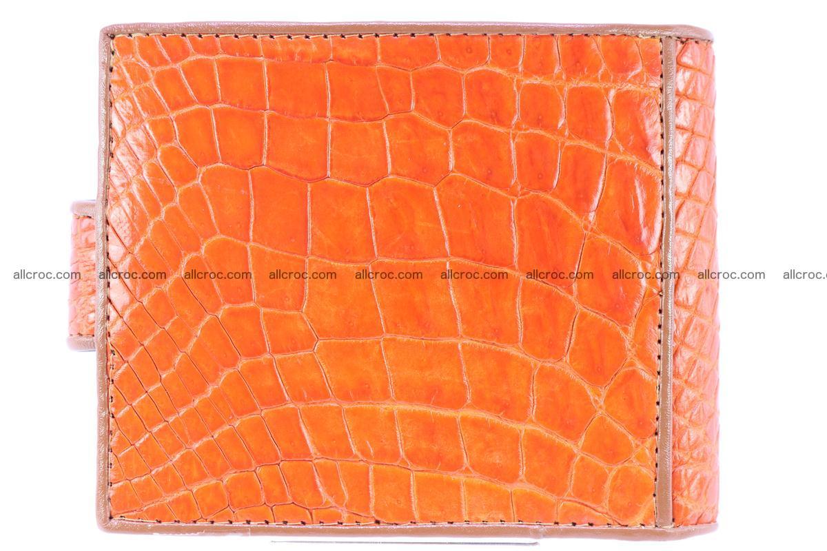 Crocodile skin wallet 229 Foto 1