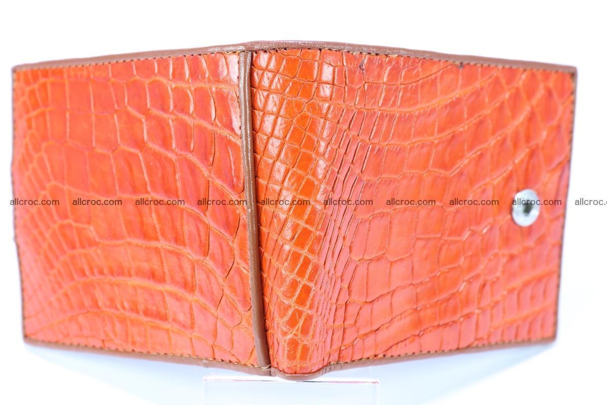 Crocodile skin wallet 229 Foto 2