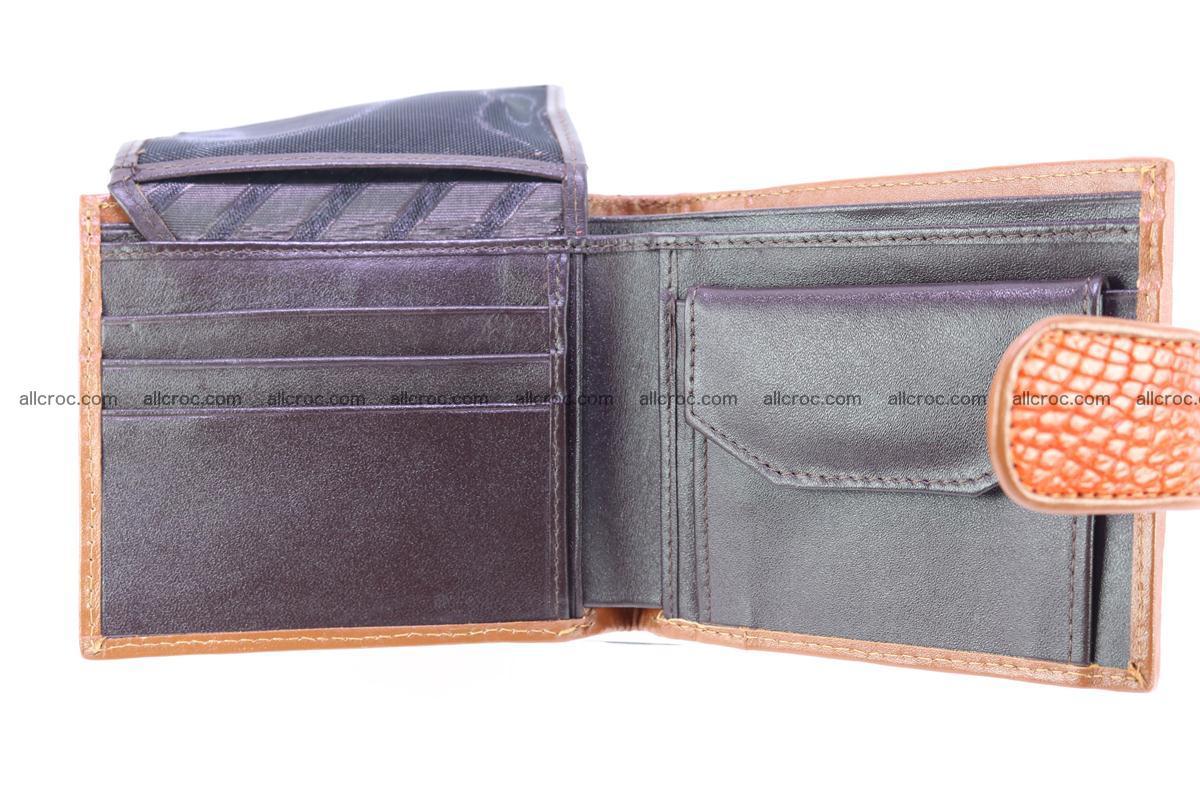 Crocodile skin wallet 229 Foto 5