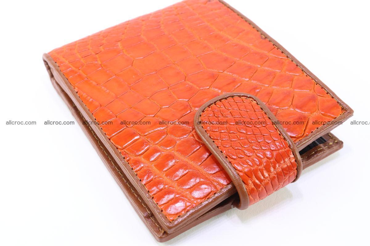 Crocodile skin wallet 229 Foto 3