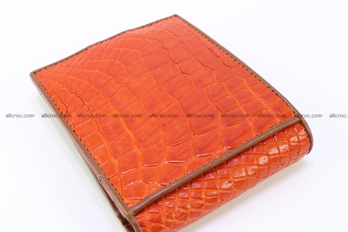 Crocodile skin wallet 229 Foto 4