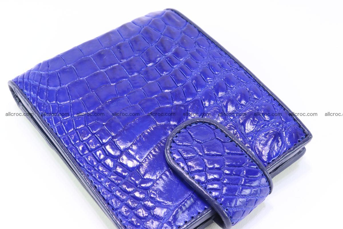 Crocodile skin wallet 230 Foto 4