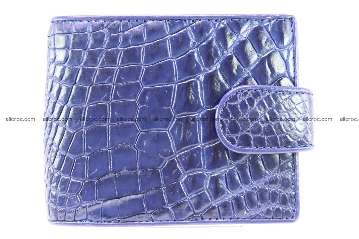 Crocodile skin wallet 231 Foto 0