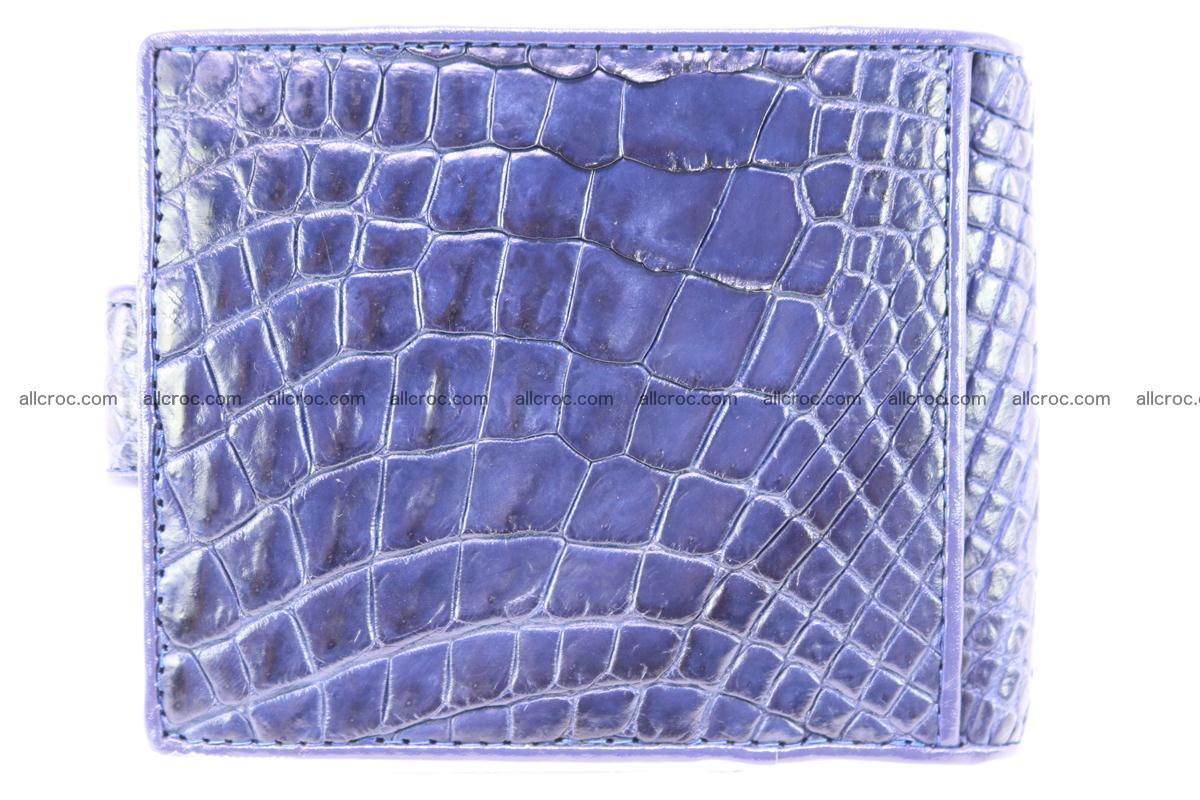 Crocodile skin wallet 231 Foto 1