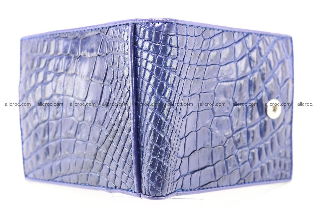 Crocodile skin wallet 231 Foto 2
