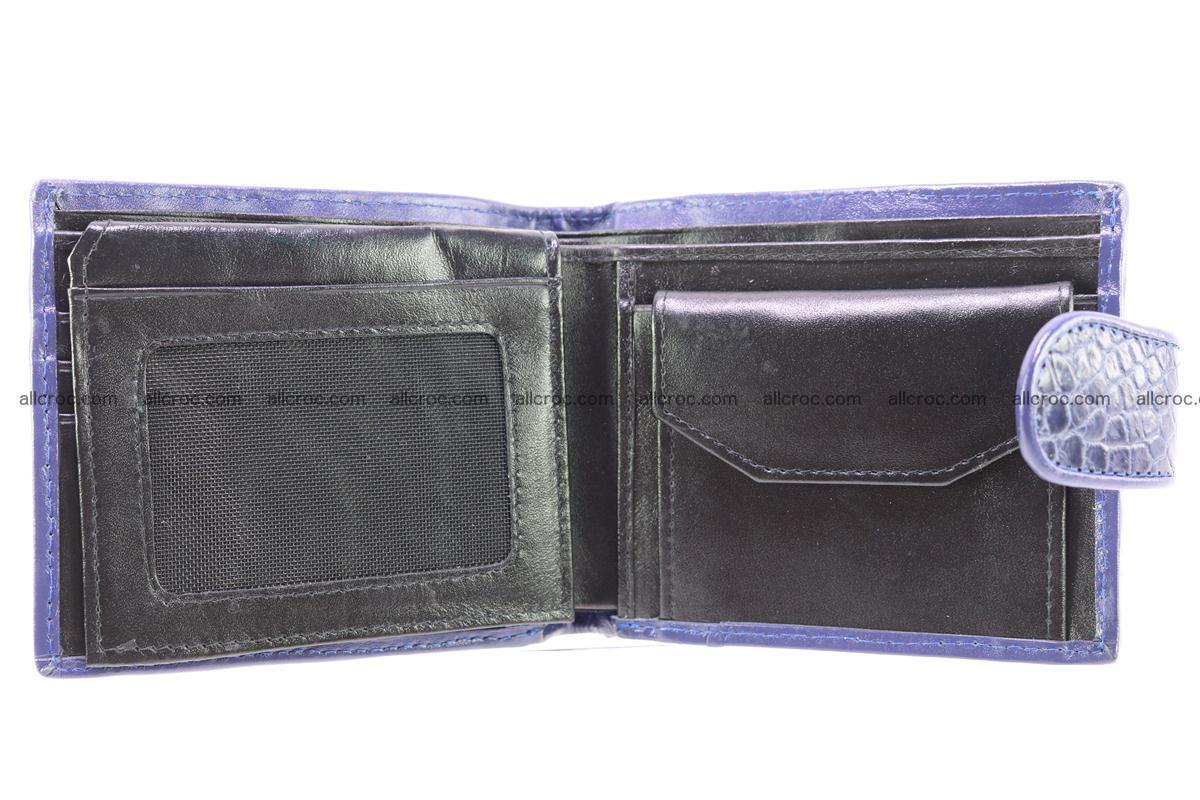 Crocodile skin wallet 231 Foto 5