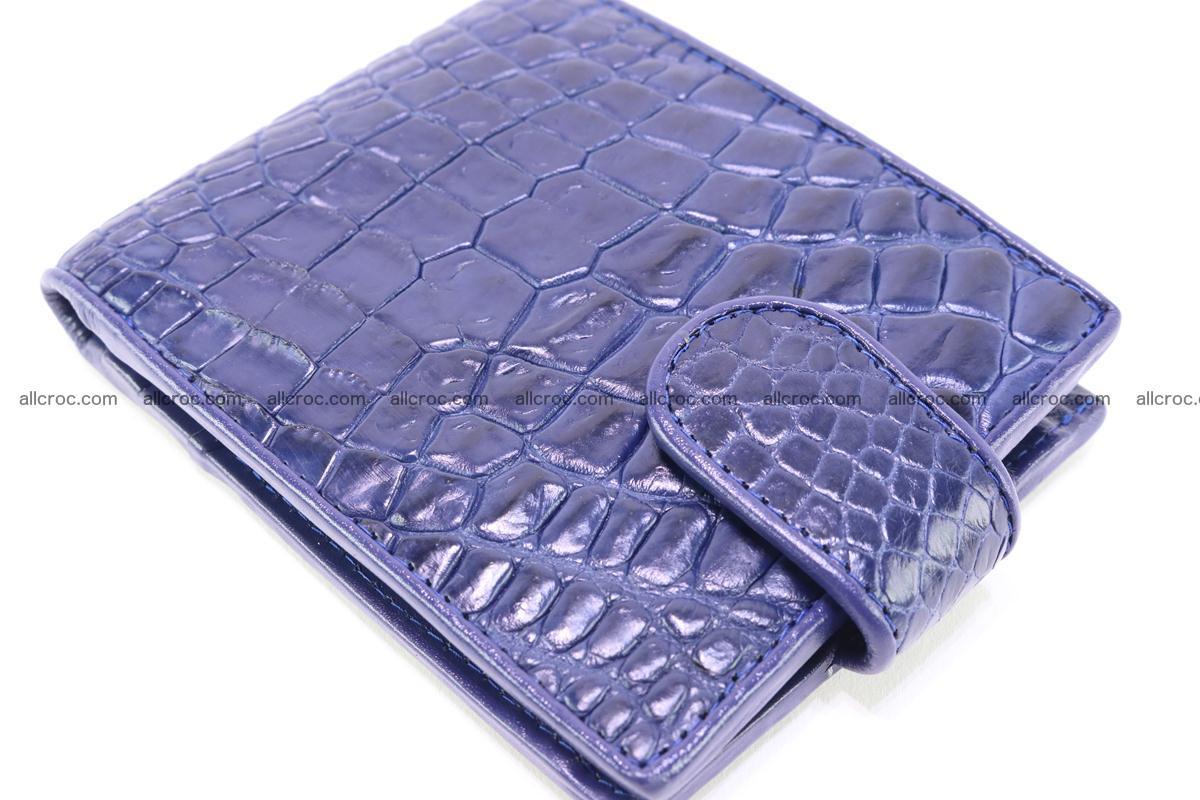 Crocodile skin wallet 231 Foto 4