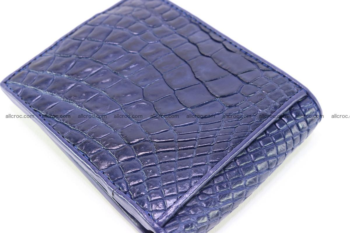Crocodile skin wallet 231 Foto 3