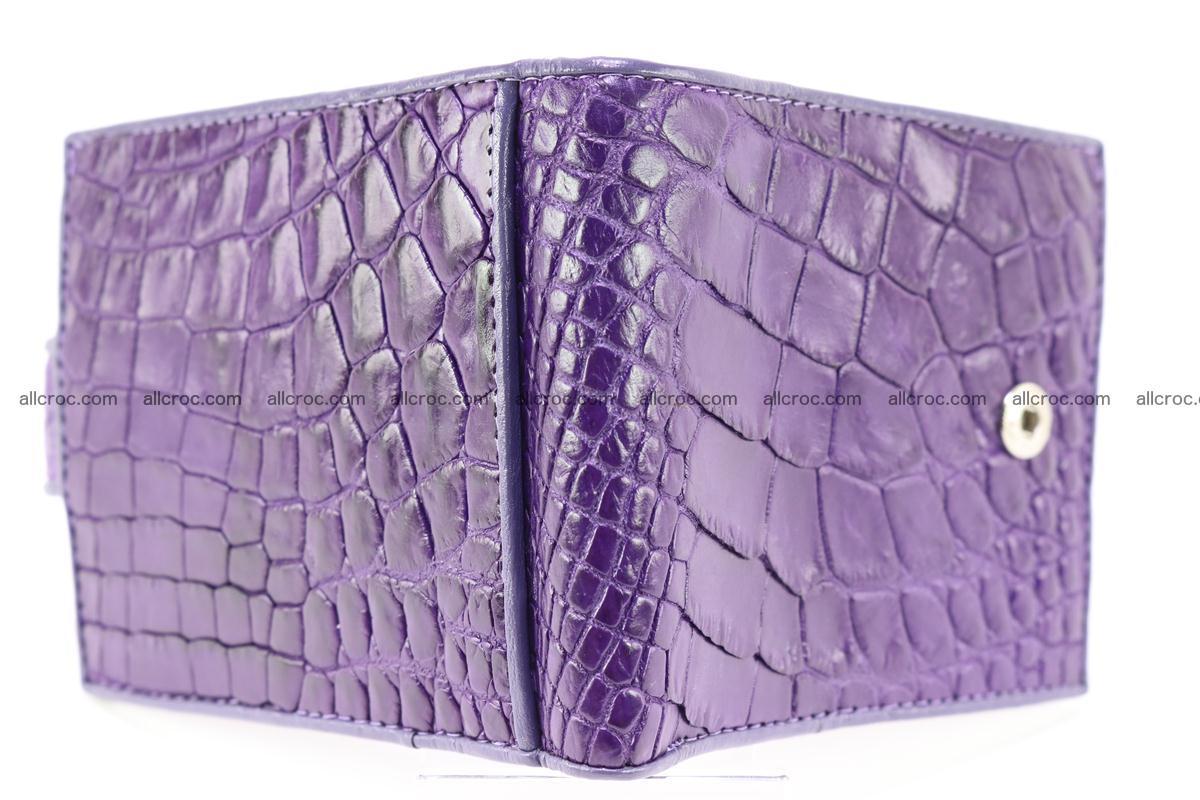 Crocodile skin wallet 232 Foto 2