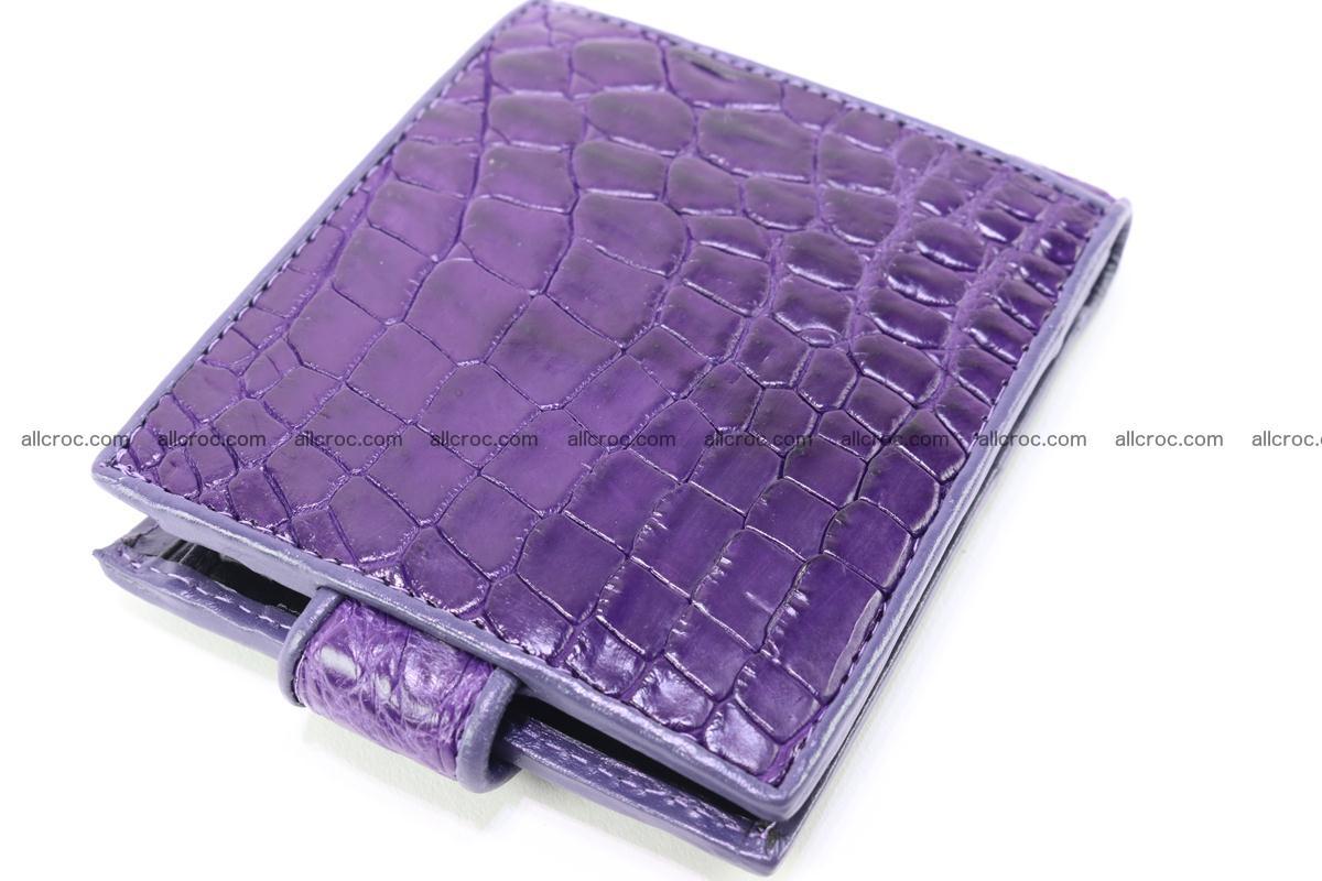 Crocodile skin wallet 232 Foto 4