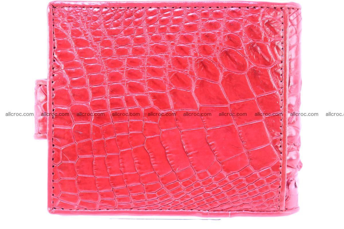 Crocodile skin wallet 234 Foto 1
