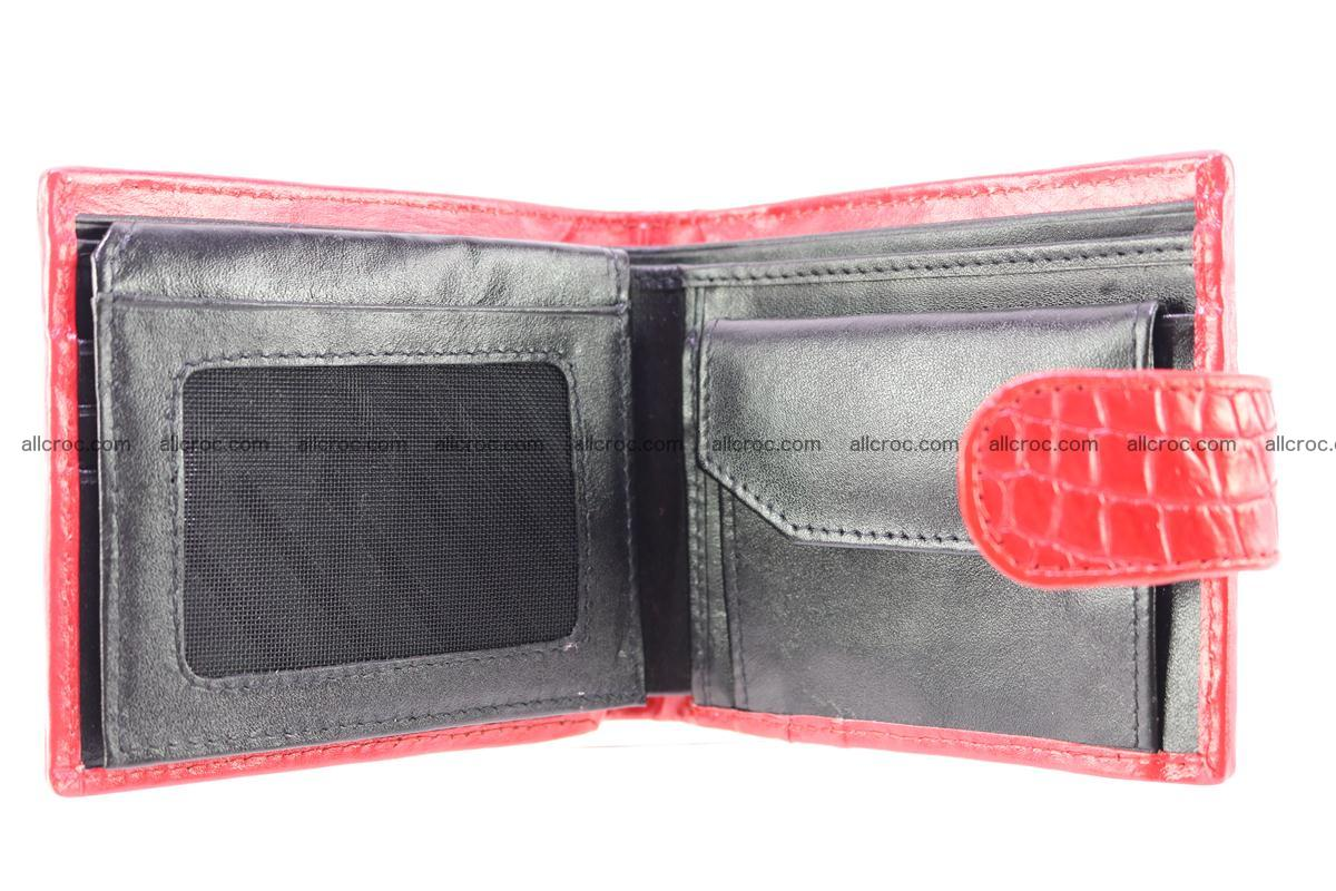 Crocodile skin wallet 234 Foto 5