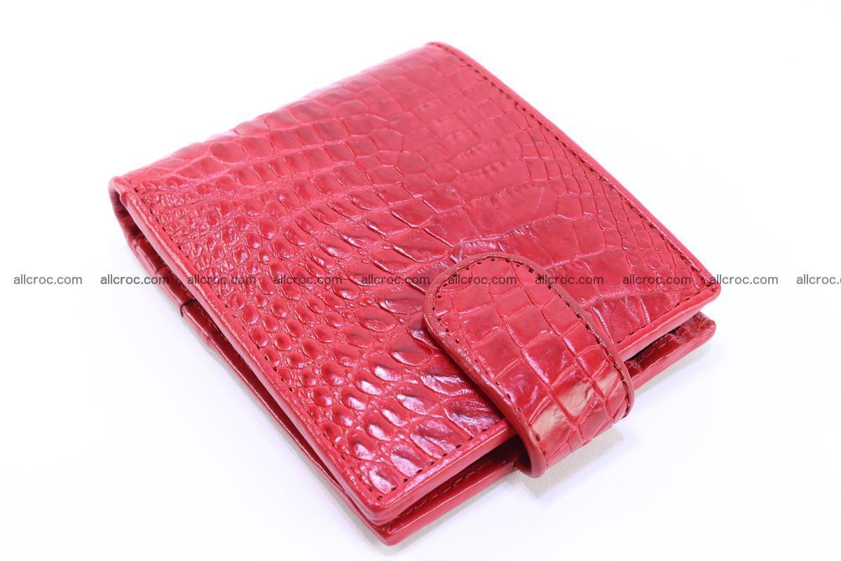 Crocodile skin wallet 234 Foto 3
