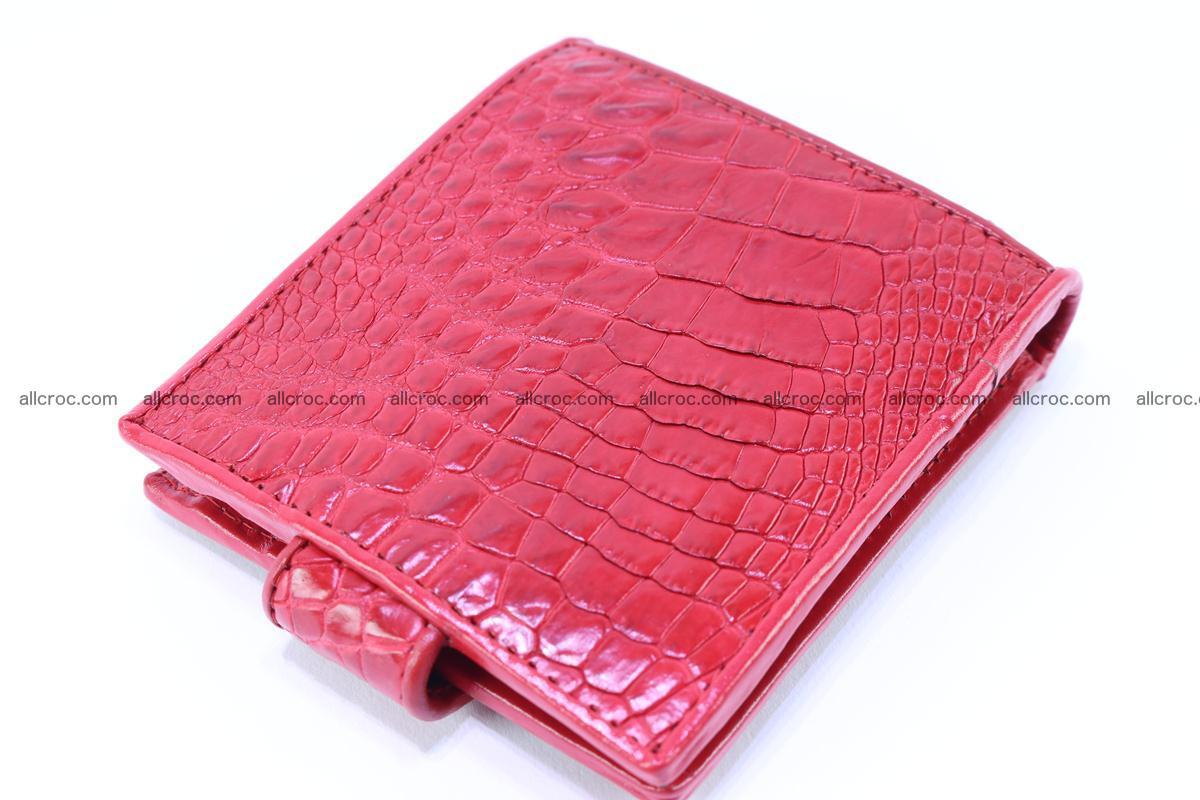 Crocodile skin wallet 234 Foto 4