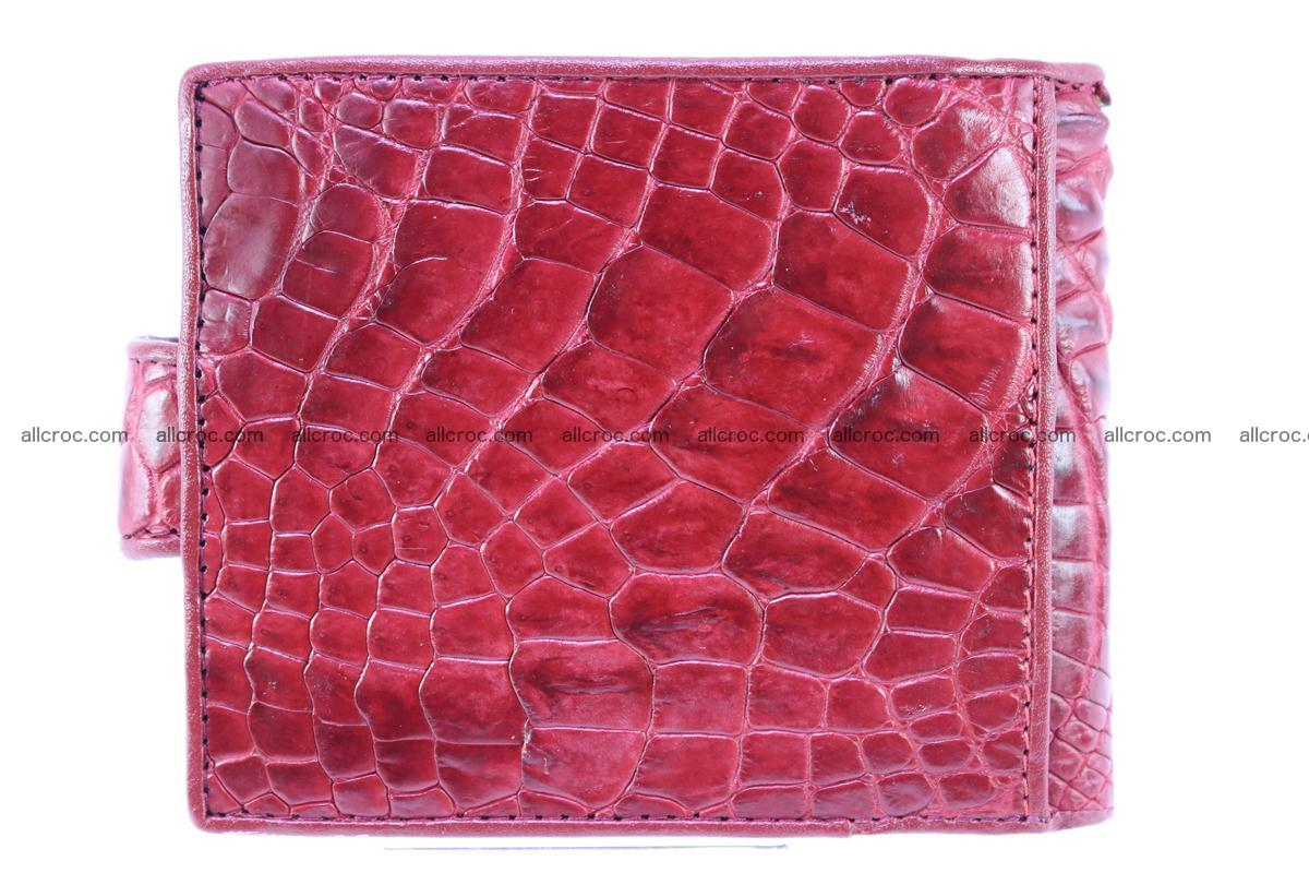 Crocodile skin wallet 235 Foto 1