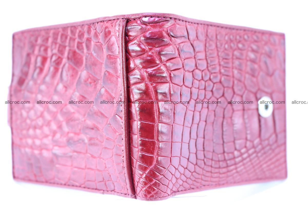 Crocodile skin wallet 235 Foto 2
