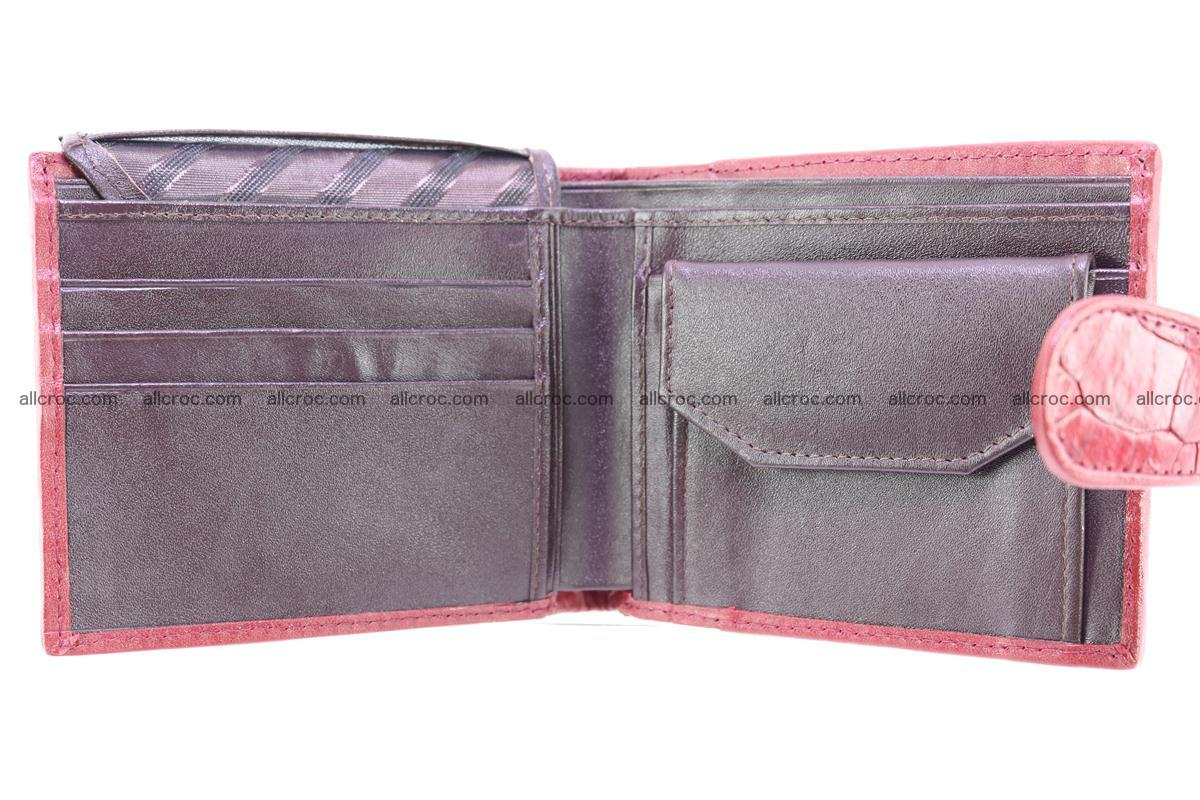 Crocodile skin wallet 235 Foto 6