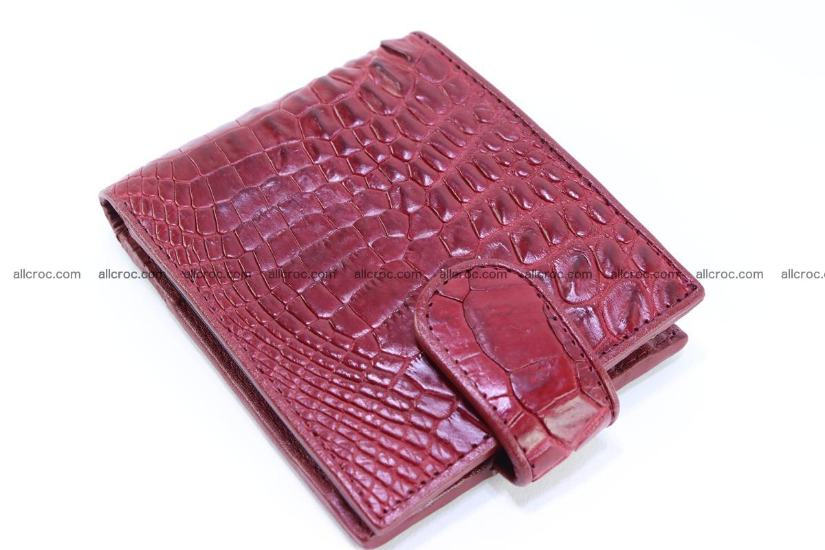 Crocodile skin wallet 235 Foto 3