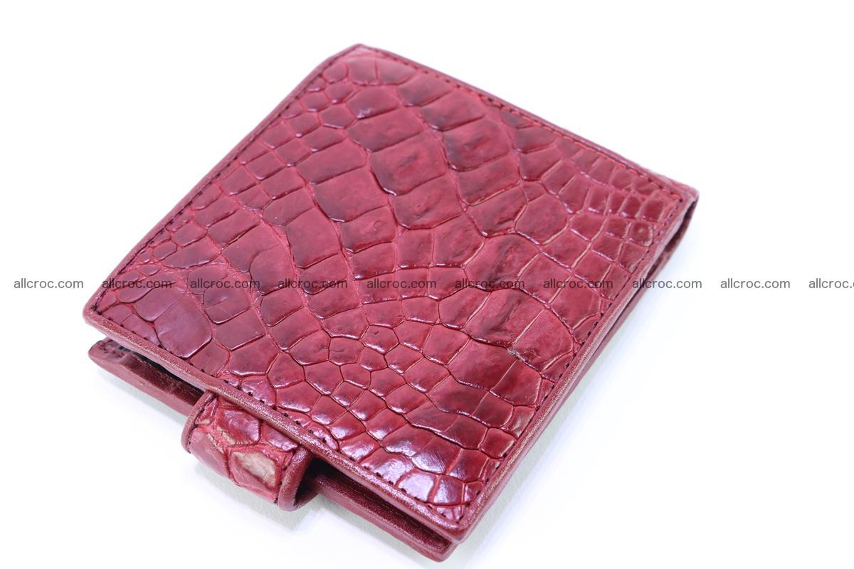 Crocodile skin wallet 235 Foto 4