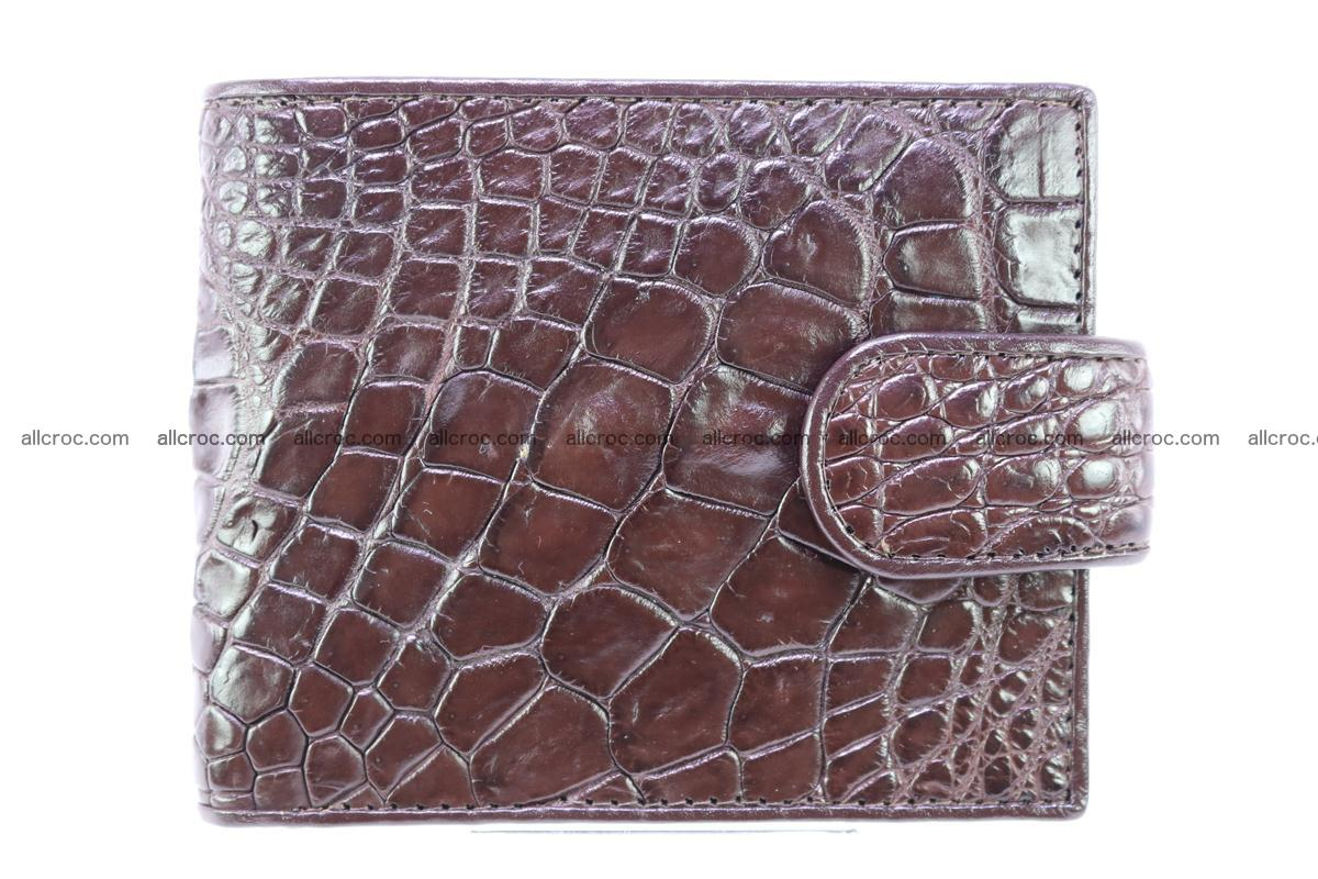 Crocodile skin wallet 236 Foto 0