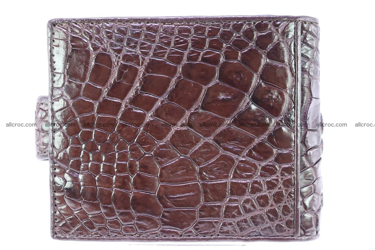 Crocodile skin wallet 236 Foto 1