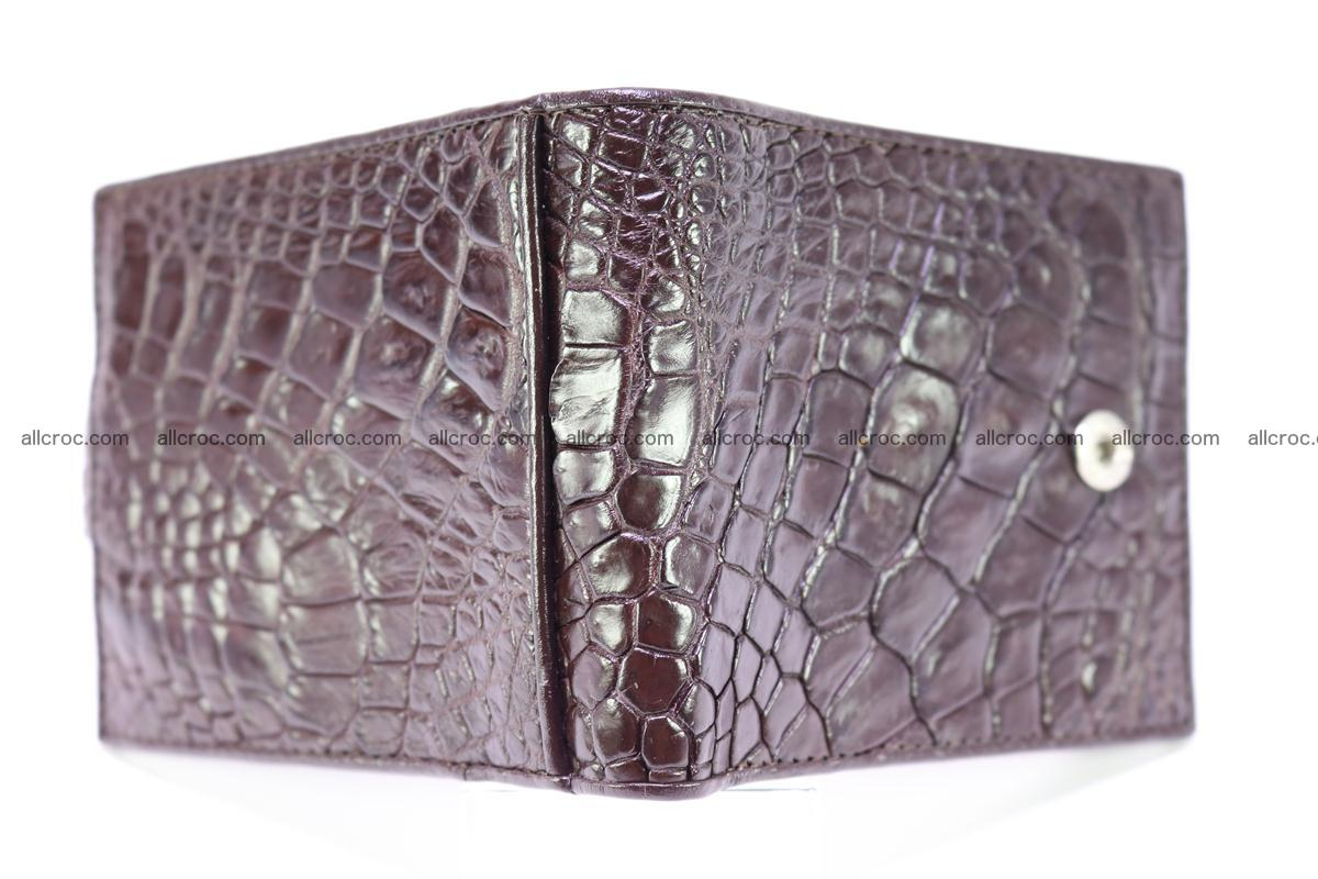 Crocodile skin wallet 236 Foto 2