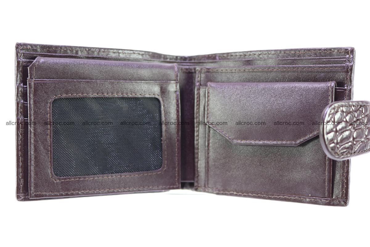 Crocodile skin wallet 236 Foto 5