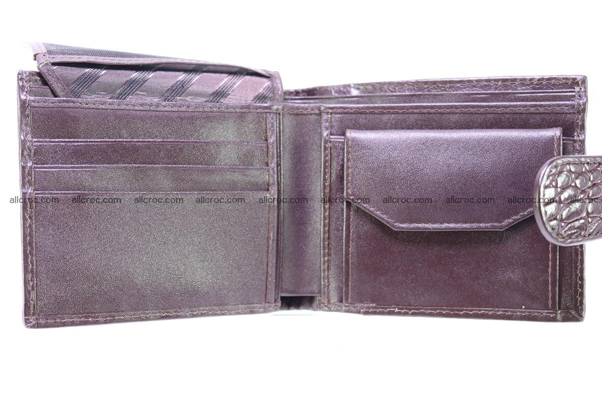 Crocodile skin wallet 236 Foto 6